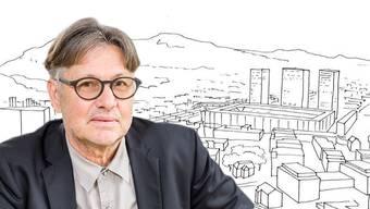 Ex-Datenschützer Hanspeter Thür mischt sich in die Aarauer Stadiondebatte ein.