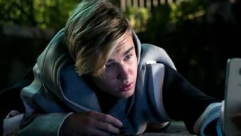 """Justin Bieber - hier in einer Szene aus dem Film """"Zoolander 2"""" - wird seine Handybilder künftig nicht mehr mit der Welt teilen: Der Popstar hat sein Instagram-Konto gesperrt. (Keystone/AP Paramount Pictures)"""