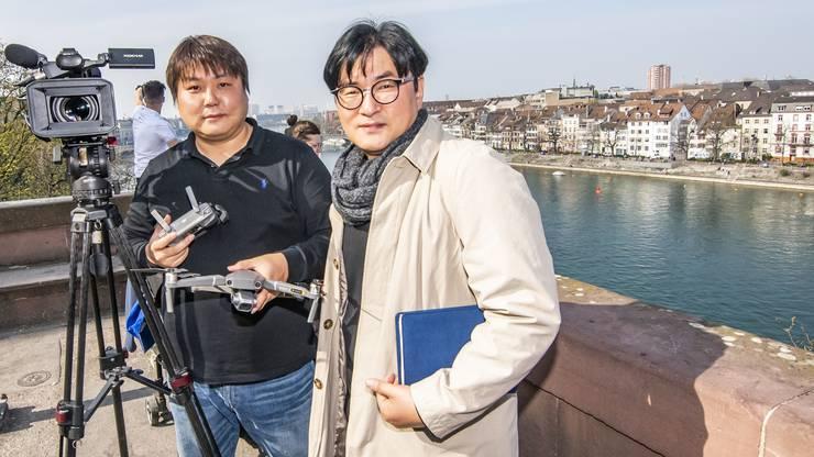 Koreaner in Basel