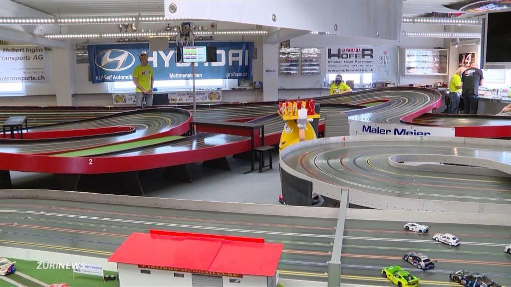 Schweizer stellen Carrera-Weltrekord auf