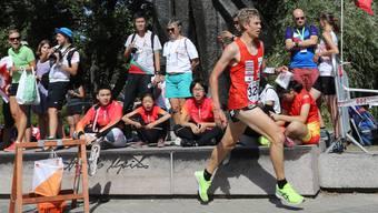 OL-WM in Riga (Sprint)