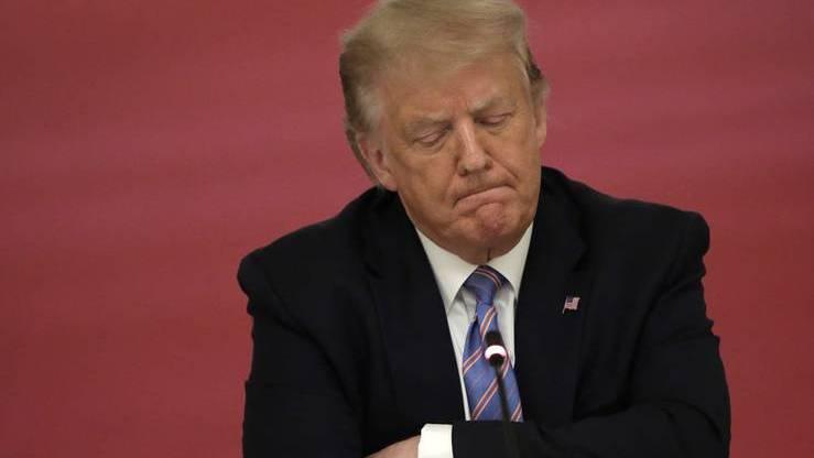 Trump muss seine Steuerdaten offenlegen