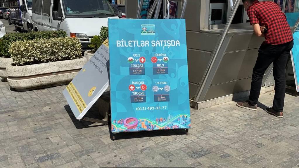Tickets in Baku