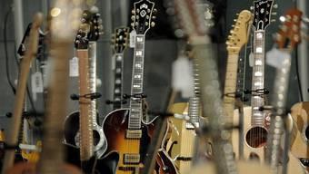 Der IV-Bezüger trat rund 70-mal pro Jahr als Gitarrist und Sänger einer Blues-Band auf.