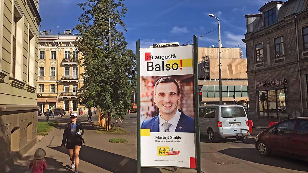 Lettland: Erfolg für Regierungspartei bei Kommunalwahl in Riga