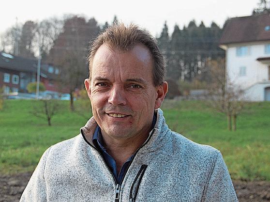 Bruno Heggli, Präsident Bienenzüchterverein Muri und Umgebung