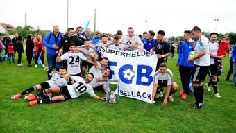 Zum zweiten Mal in Folge im Schweizer Cup dabei: der FC Bellach.