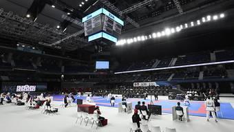 In Madrid werden derzeit die Karate-Weltmeisterschaften ausgetragen