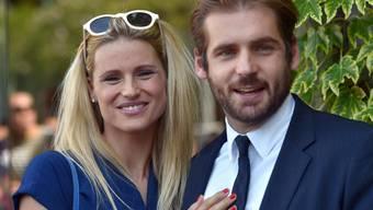 Michelle Hunziker und ihr Mann Tomaso Trussardi könnten sich vorstellen, in der Schweiz eine Immobilie zu erwerben. Spekulationen zufolge hat das steuerliche Gründe. (Archivbild)