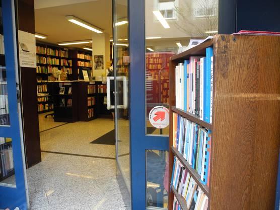 Die Buchhandlung KLIO am Central
