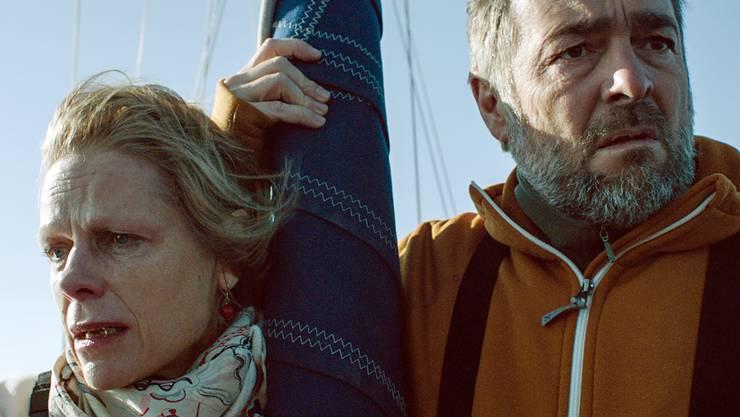 Szene aus dem Kurzfilm Bon voyage.