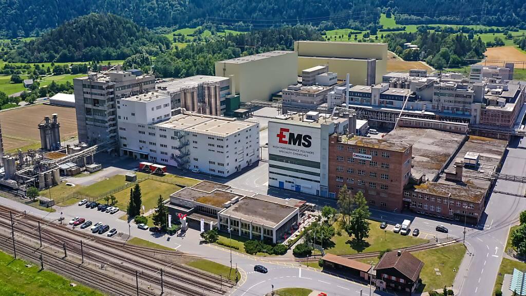 Ems-Chemie investiert 300 Millionen Franken am Hauptsitz