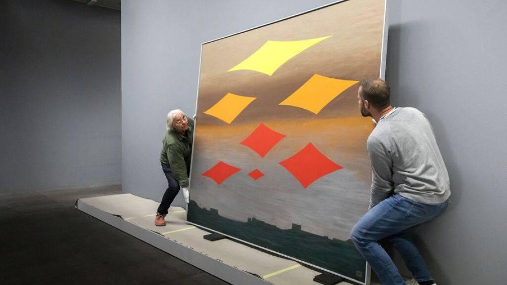 Viel mehr als nur Surrealistin: Meret Oppenheim im Kunstmuseum Bern
