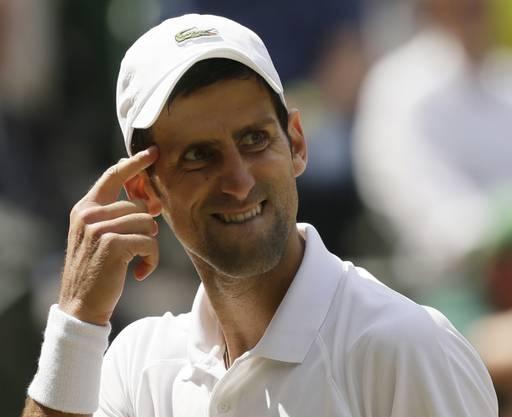 Heinz Günthard sieht Novak Djokovic im Wimbledon-Halbfinal gegen Rafael Nadal im Vorteil.
