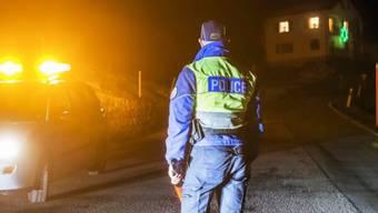 Polizei kontrolliert Fahrzeuge und Lenker (Symbolbild).