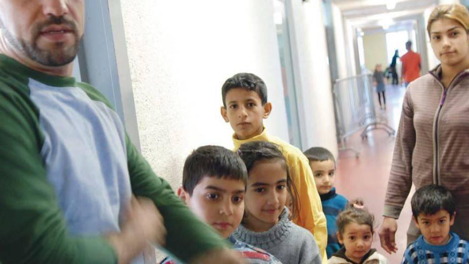 Notunterkunft für abgewiesene Asylbewerber in Luzern