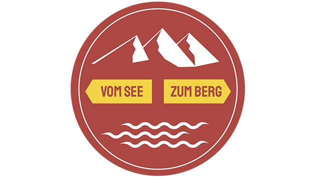 Vom See zum Berg