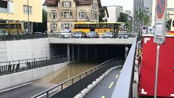 Unterführung Strengelbacherstrasse Zofingen