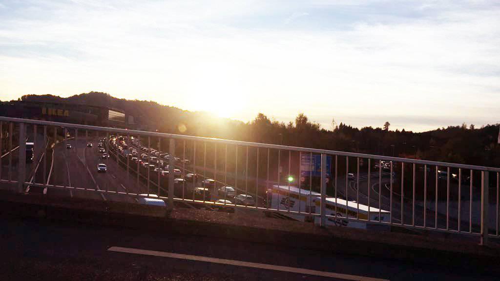 Zwischen Winkeln und Gossau haben sich gleich drei Unfälle ereignet.