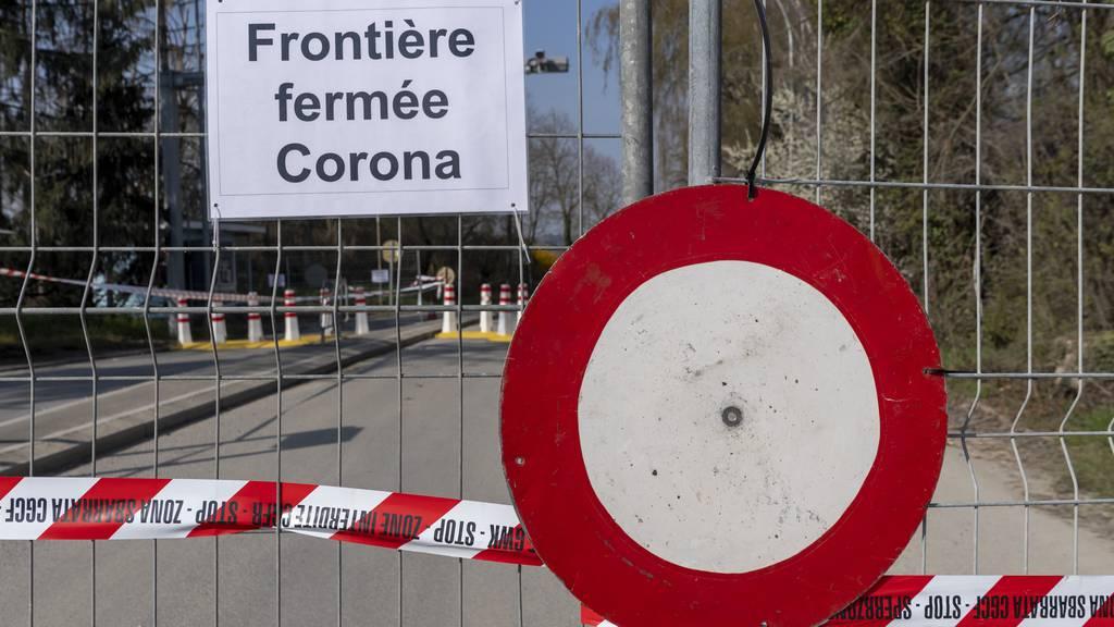 Grenzregionen wollen bei künftigen Grenzschliessungen mitbestimmen
