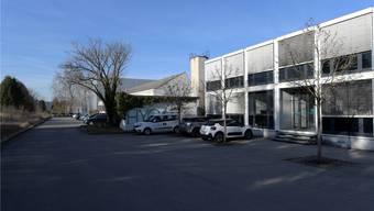 Die Firma Hyga an der Industriestrasse in Rüti hat die Bevölkerung über ihre Ausbaupläne informiert.