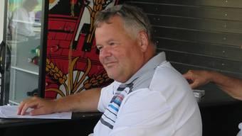Peter Faé.