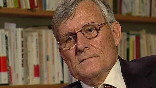 Thomas Fleiner, em. Prof., ehemaliger Inhaber des Lehrstuhls für Staats- und Verwaltungsrecht an der Universität Freiburg.