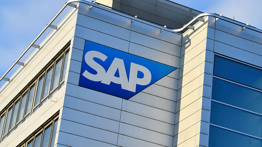 Der deutsche Softwaregigant SAP macht Ernst mit dem Börsengang seiner US-Tochter Qualtrics, einem Anbieter von Marktforschungssoftware. (Archivbild)