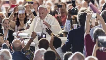 Der ganze Tag des Papstes in der Schweiz