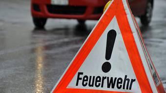 Rauchgasvergiftung: Ein Mann und drei Kinder haben sich bei einem Brand in St. Gallen verletzt. (Archivbild)
