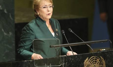 Michelle Bachelet als Uno-Menschenrechtskommissarin bestätigt