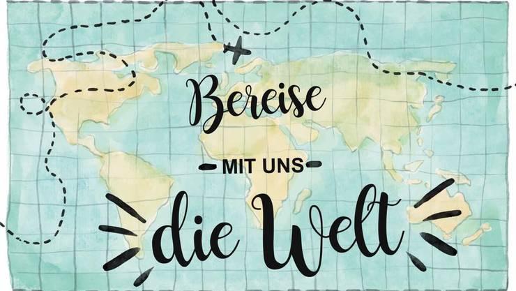 Motto - Bereise mit uns die Welt