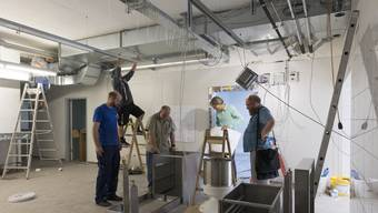 Die Stiftung für Menschen mit Beeinträchtigung Arwo bezieht im ehemaligen Coop ihre neue Produktionsstätte