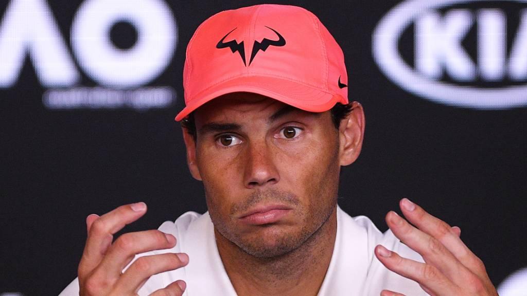Nadal glaubt nicht an Turniertennis vor 2021
