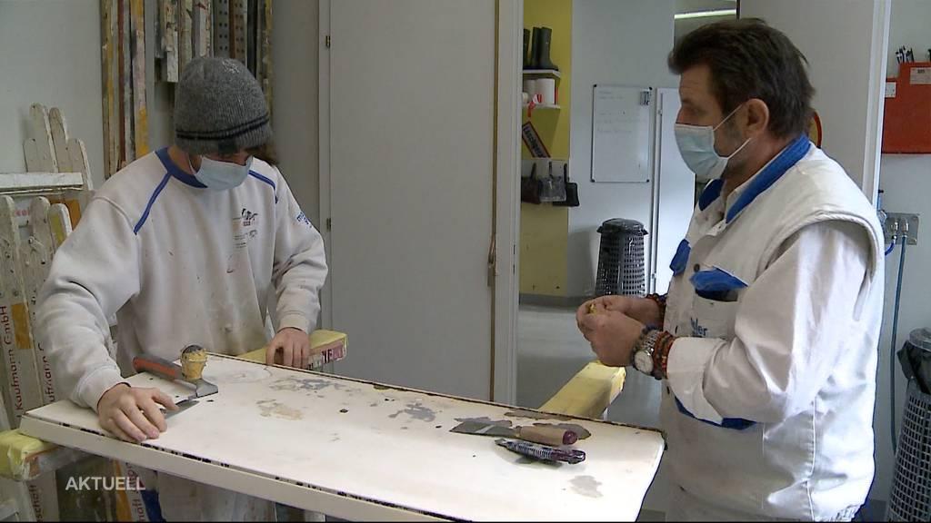 Das sagen Aargauer Lehrmeister zur Schliessung der Berufsschulen