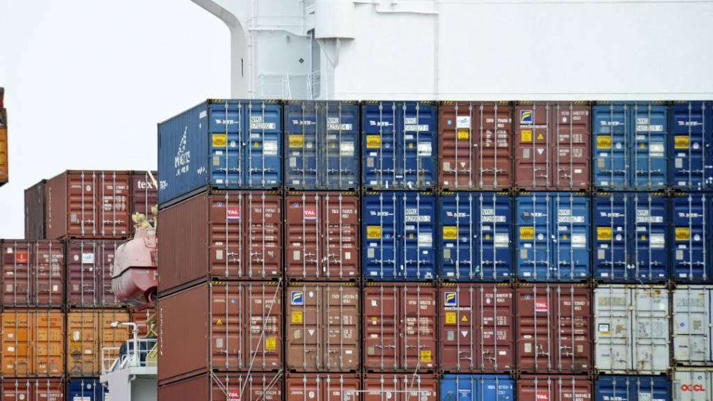 Die Stimmung der exportorientierten Schweizer KMU hat sich verschlechtert. (Archiv)