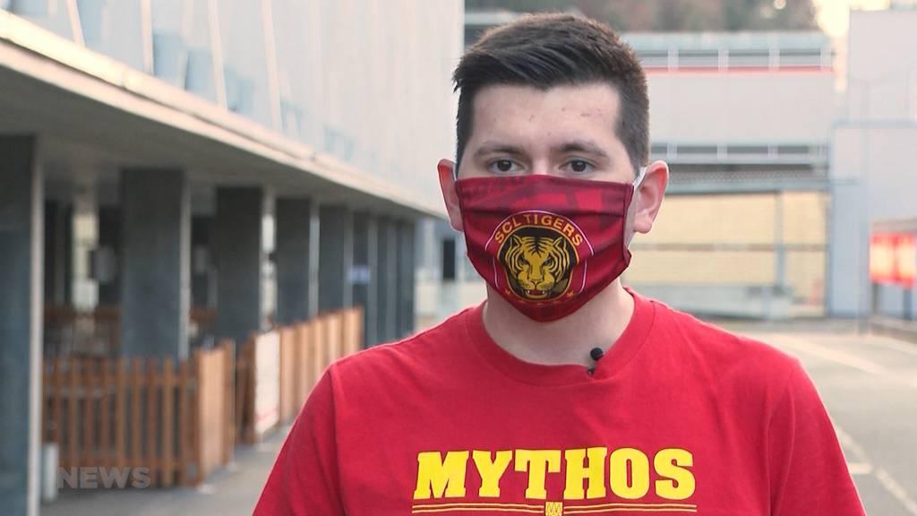 «Hüt e Tiger, Morn e Tiger»: SCL-Tigers-Fans starten Solidaritätsaktion