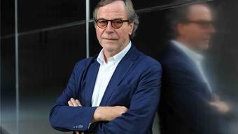 Für seinen Roman «Jakob schläft» gewann er den Hermann-Hesse-Preis: Klaus Merz wird am 3. Oktober siebzig Jahre alt.HO
