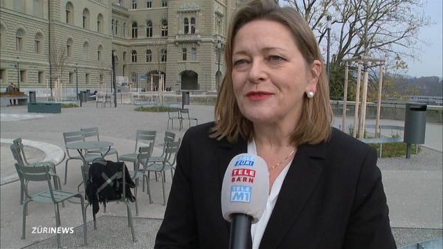 Gute Chancen für Heidi Z'graggen
