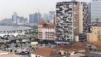 Luanda, die Hauptstadt von Angola