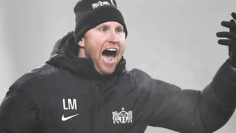 FCZ-Trainer Ludovic Magnin ist gegen GC zum aktuellen Zeitpunkt gesperrt