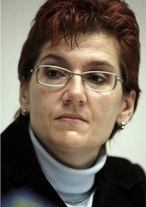 Die zweite bereits bekannte Interessentin: Vera Lang.