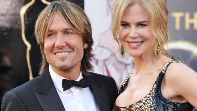 Er hat die Hosen an: Keith Urban mit Ehefrau Nicole Kidman (Archiv)