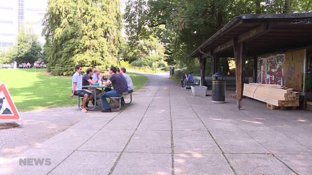Kocherpark: Von der Drogenhölle zum beliebten Berner Stadtpark