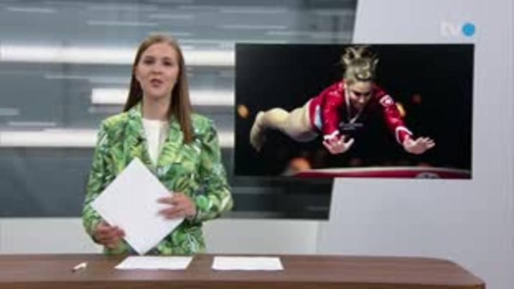 Kunstturn-EM: Giulia Steingruber holt Gold