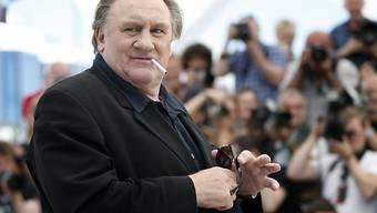 Kein Besuch in der Ukraine: Schauspieler Gérard Depardieu mit Einreiseverbot belegt (Archivbild).