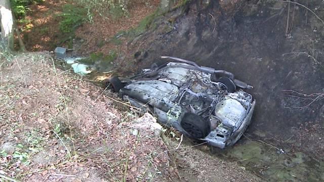 Mysteriöser Autobrand geklärt