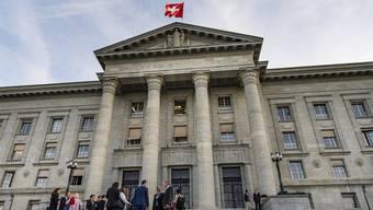 Das Bundesgericht in Lausanne. (Bild: Keystone)
