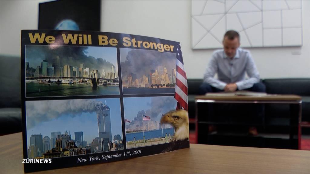 20 Jahre 9/11: Ein Augenzeuge erinnert sich