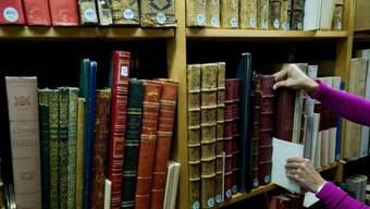 Sechs Limmattaler Bibliotheken und 12 aus dem Glattal sind mit dabei. (Symbolbild)